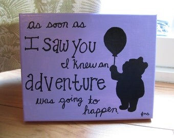 Winnie the Pooh Painting