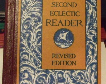 McGuffey's Second Eclectic Reader-
