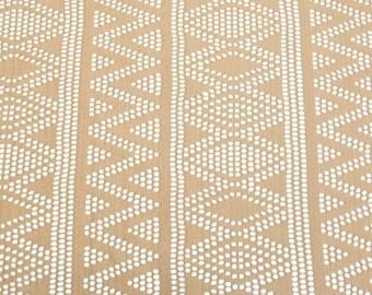 Taupe Dana Diamond Pattern Lace Fabric Stretch Lace Fabric by the yard wholesale - 1 Yard Style 354