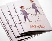 Anxious - A zine about anxiety & social awkwardness