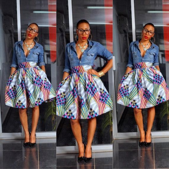 Latest Ankara Fashion Styles In Nigeria