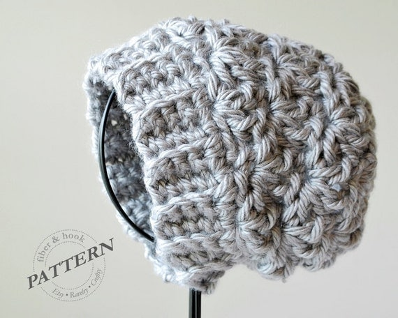 Chunky Knit Toddler Hat Pattern Easy