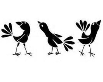 Bird Wall Decals/Bird Decal /Birds/ Birds For Wall /Wall Decals