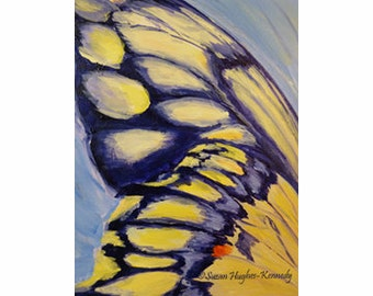 Butterfly Wing Study