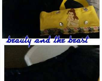 NEW ... Princess..inspired.. TUTU and purse sets