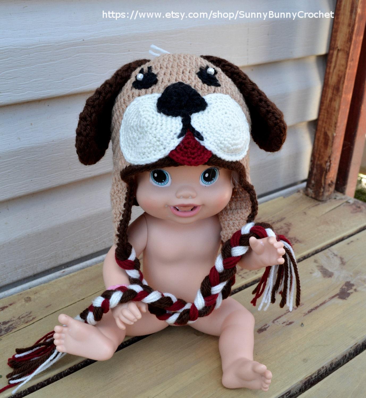 Crochet hat pattern baby crochet pattern animal hat pattern this is a digital file bankloansurffo Gallery