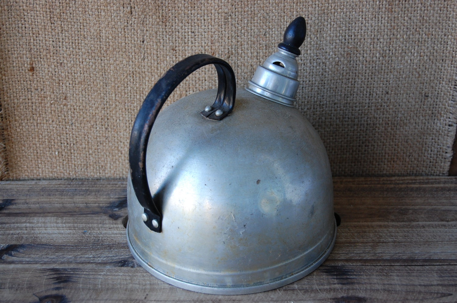 retro tea kettle vintage 1950 s aluminum whistling tea kettle mid century 1949