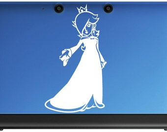 Rosalina Super Mario Galaxy 3DS XL Decal