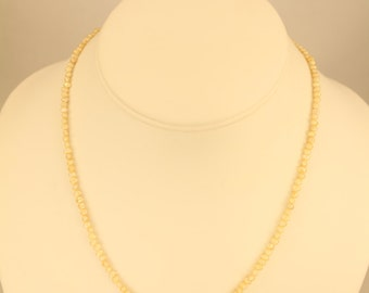 Childs Pearl Necklace