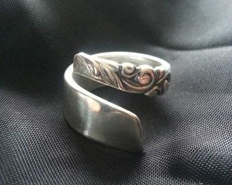 Eco-Friendly Spoon Ring