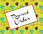 Reserved Order for Becky - 2 Assorted Cookies Sets