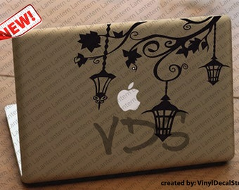 MAC MACBOOK Laptop Vinyl Decal Sticker LANTERN