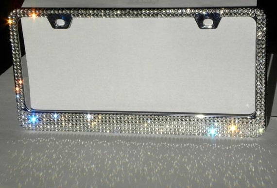 Items Similar To Swarovski Crystal Embellished Blinged Out