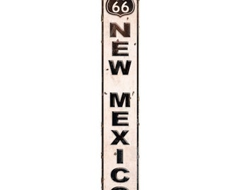 Route 66 New Mexico Roadside Wall Decal #51329