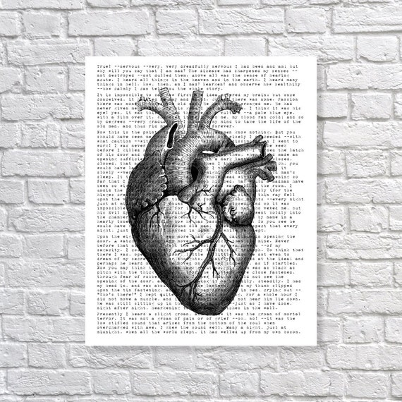 edgar allan poe essays tell tale heart