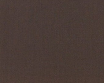 "45"" Brown Broadcloth Fabric - 20 Yard Bolt"