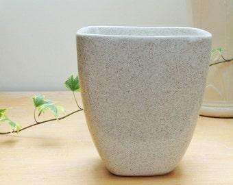 Glidden Mid Century Modern Stoneware Vase or Planter