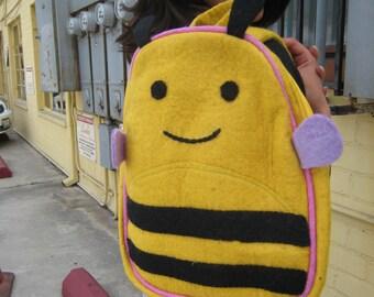 Honey Bee Backpack