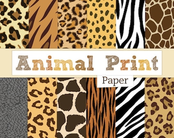 zebra animal prints