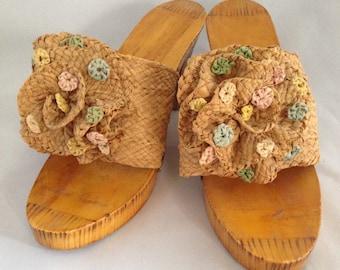 1940's Woman's Shoes