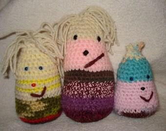 Potato Monster Family FREE SHIPPING