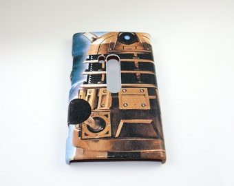 Dalek Dr Who Nokia Lumia 521/920/925 Hard Shell Case Skin Cover, Dalek iPhone 5/5s Case, Samsung Galaxy S4  case, iPhone 4/4s, HTC One / X/S