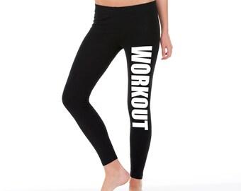 workout Leggings | Workout | Gym
