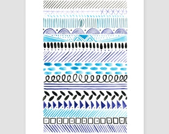 "Art print ""folklore No.21"""