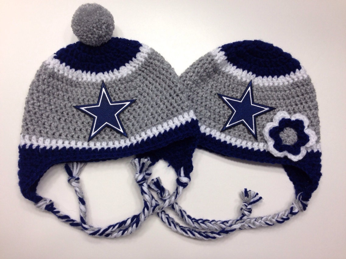 Dallas Cowboys Crochet Baby Hat Pattern ~ Pakbit for .