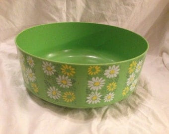 Something Special for Your Home - An Alladinware Daisy Bowl