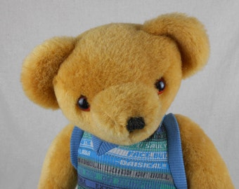 Peter Bull Tribute Bully Bear by House of Nisbit