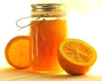 Homemade Marmalade Orange Marmalade All Natural Jam