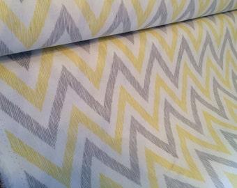 Chevron Golden, Simpatico Collection, Cloud 9 100% GOTS-Certified Organic Fabrics