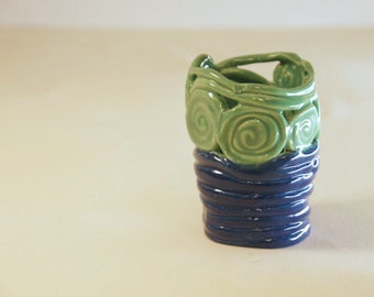 Green and Blue Coils