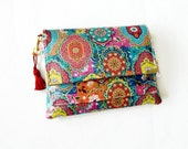 Ladies Clutch Phone/ Coin/ Card/ Wallet/ Purse /Bag