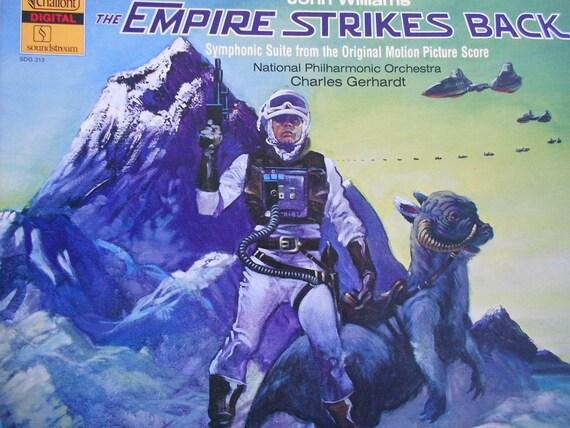 Star Wars The Empire Strikes Back John Williams Charles