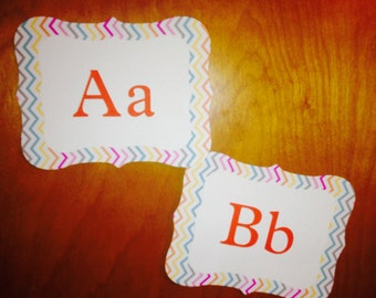 ABCs / Write-the-Room