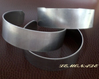 Aluminum Cuff, 2.25