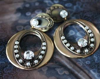 Vintage Ermani Bulatti Earrings