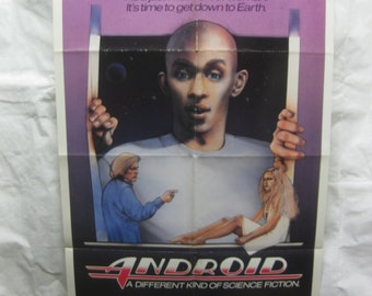 Android 1982 Movie Poster mp020