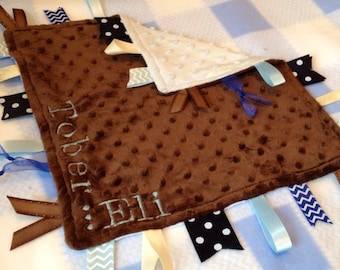 Welcome Baby: Snuggle Blanket for Baby