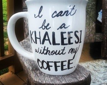 Khaleesi's Coffee.