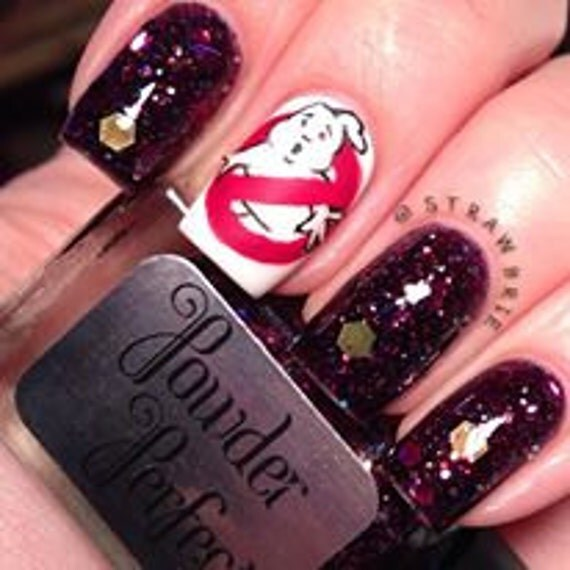 Who Ya Gonna Call? - Halloween Collection - Glitter Polish