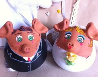 Pig piggy bank large boyfriends without legs