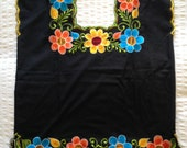 Mexican Handmade embroidered shirt!