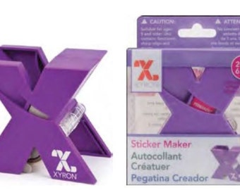 Xyron 150 Create-A-Sticker Machine Assorted Colors
