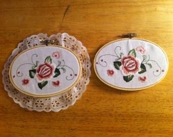 Vintage Embroidery Hoop
