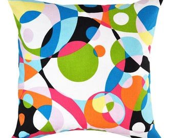 Kaleidoscope Cushion Cover. Pillow Cover.
