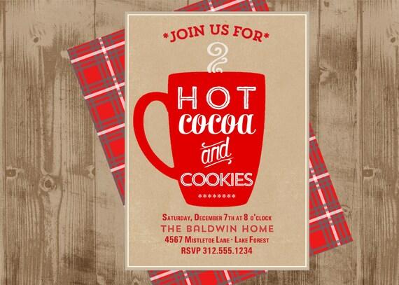 Printable Hot Chocolate