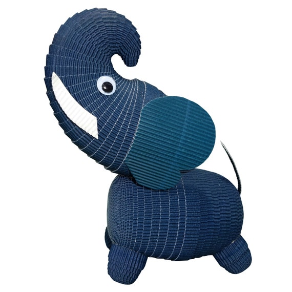 Unique Toys For Boys : Unique elephant nursery and kids room decor by